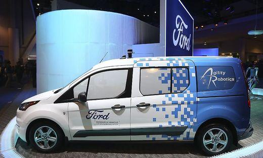 Ford: Impressionen von der CES