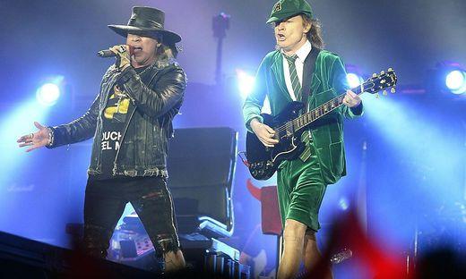 KONZERT 'AC/DC' IN WIEN
