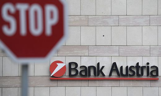 THEMENBILD: 'BANK AUSTRIA'