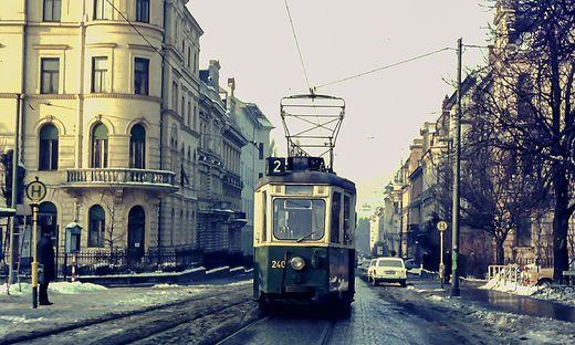 Straßenbahn Ausbau Steht Die Linie 2 In Graz Vor Einem Comeback