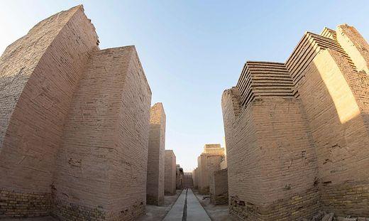 FILES-IRAQ-BABYLON-HERITAGE-UNESCO