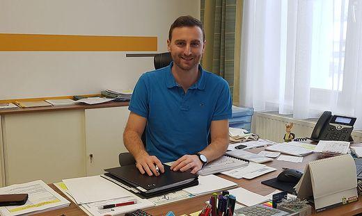 Bürgermeister Jochen Jance: Kindergarten kommt in die ehemalige Veitscher Hauptschule