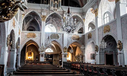 Am Sonntag wird der Dom zu Klagenfurt bis auf den letzten Platz besetzt sein