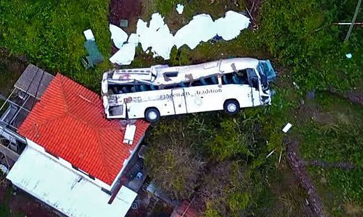 PORTUGAL-GERMANY-ACCIDENT-TOURIST-BUS
