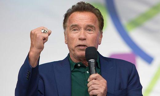 Ratschläge eines Großen: Arnold Schwarzenegger