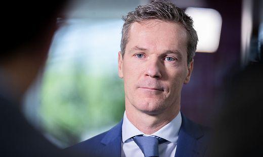 Fachverbandsobmann Christian Knill
