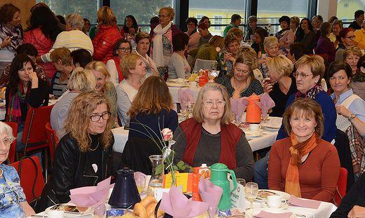 Frhstckstreffen fr Frauen im Congress Center Villach