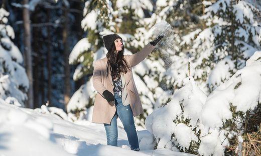 Schneeprognose Weihnachten 2019.Kärnten Osttirol Wo Wir Heuer Weiße Weihnachten Feiern Werden