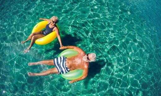 Ein Gefühl von Freiheit: Urlaubsflirts können helfen abzuschalten.