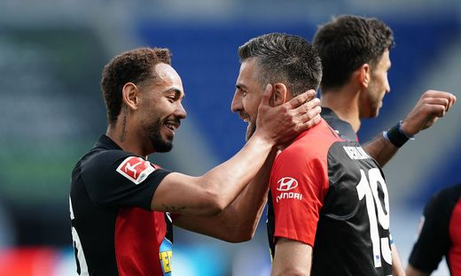 SOCCER - 1er DFL, Hoffenheim vs Hertha