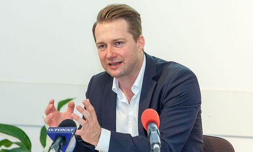 Handeslverband-Geschäftsführer Rainer Will