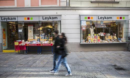 Buchhandlung Leykam