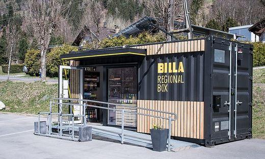 billa regional box flattach