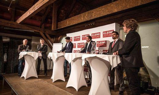 Wahldiskussion Paternion Götz-Stadel