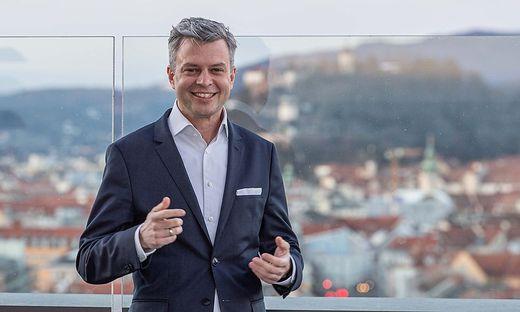 """Arnoldner: """"Wir sehen im Glasfaserausbau für Österreich eine enorme Investitionslücke am Gesamtmarkt von rund fünf Milliarden Euro"""""""
