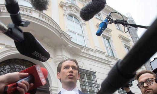 Die Korruptionsvorwürfe gegen Budneskanzler Sebastian Kurz (ÖVP) beschäftigen Medien in ganz Europa.