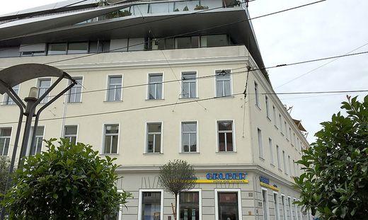 Sämtliche der Wohnungsbesitzer in dem Haus am Grazer Südtirolerplatz müssen je 500 Euro Strafe zahlen