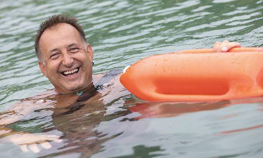 Wasserrettung Klopein, Jürgen Haim