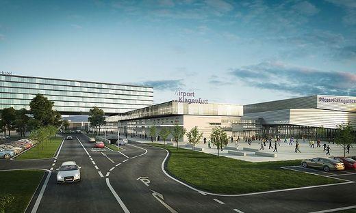 So soll der neue Airport aussehen