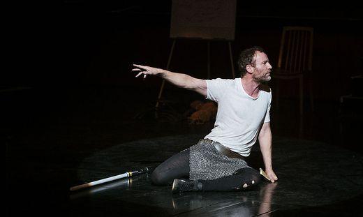 Bühnen- und Tatortdarsteller Mark Waschke