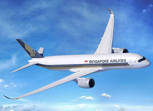 Singapore Airlines: Längster Nonstop-Flug der Welt nach New York - Panorama