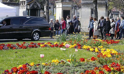 Filmemacherin Agnès Varda in Paris beigesetzt