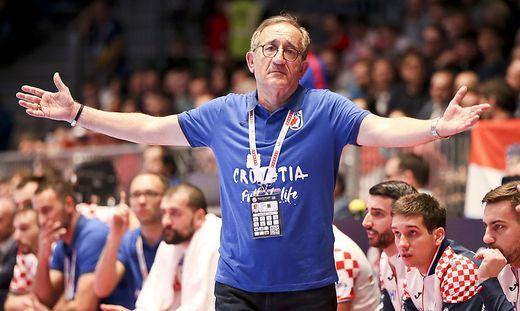 HANDBALL - EHF EURO 2020, CRO vs MNE