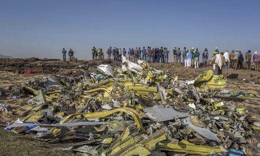 157 Menschen starben an Bord einer Boeing 737-Max