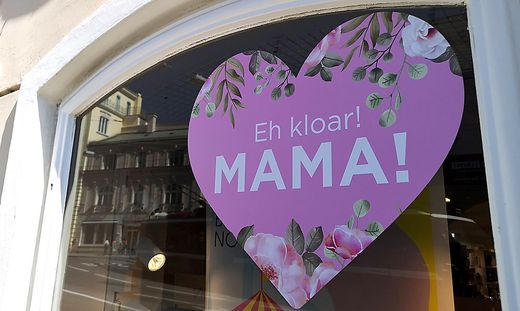 Sonntag ist Muttertag