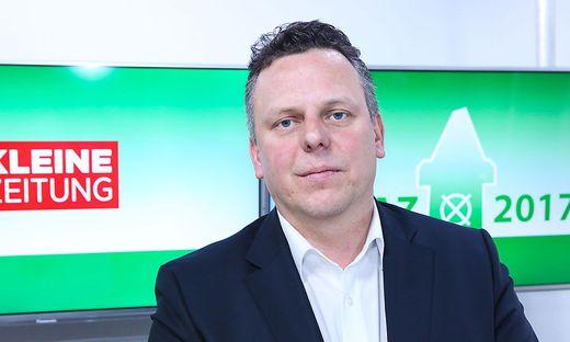 Hat sich für den Weg in die Opposition entschieden: Michael Ehmann