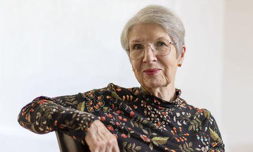 Barbara Frischmuth feiert heute ihren 80. Geburtstag