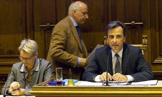 Gemeinderat Gemeinderatssitzung Sondergremium zur Causa: Reininghausgruende am 13.1.2011