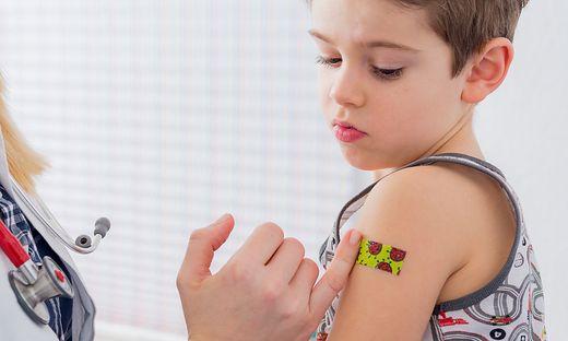 Masernausbruch in Klagenfurt: Eine Impfung schützt zu 90 Prozent vor Masern, mit der Auffrischung ist man zu 99 Prozent immun gegen die gefährliche Krankheit (Symbolfoto)