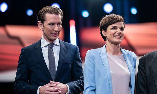 NR-WAHL: ORF-'ELEFANTENRUNDE'