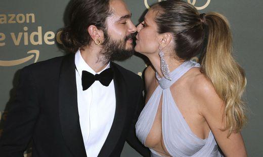 Tom Kaulitz, Heidi Klum
