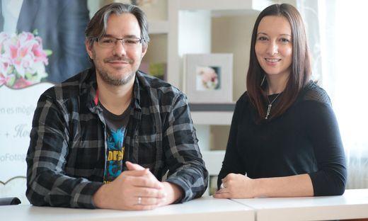 Dietmar und Natja Kump aus Stallhofen