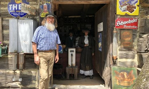 Das Handwerkerdörfl in Pichla bei St. Veit in der Südsteiermark ist das Lebenswerk von Gerhard Seher