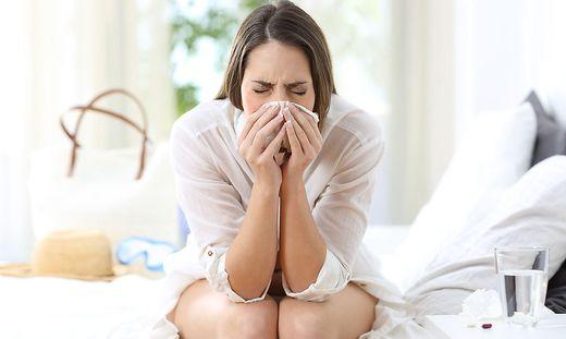 Warum werde ich ausgerechnet im Urlaub krank?