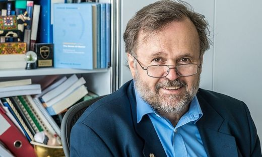 Psychologe Willibald Ruch