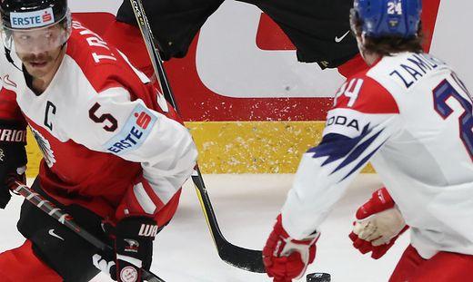 Österreich verlor wie erwartet gegen Tschechien