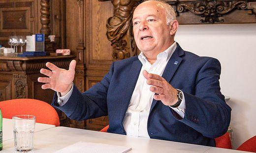 """Kreditversicherungs-Experte Peter Androsch: """"Insolvenzen werden künstlich niedrig gehalten"""""""