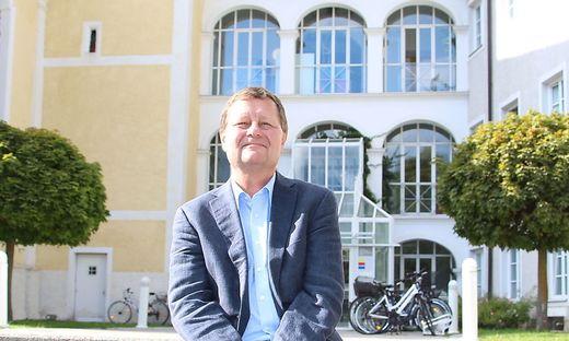 Meinhard Trummer ist der neue Schuldirektor am Lienzer Borg