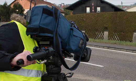 ORF-Team bei Dreh vor Moschee attackiert