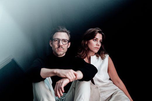 Mario und Giovanna Fartacek sind das Elektropop-Duo Mynth
