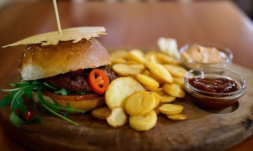 "Konkursverfahren gegen ""City Burger"" in Villach"