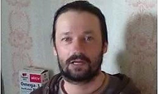 Die Polizei veröffentlichte am Freitag ein Foto des Vermissten