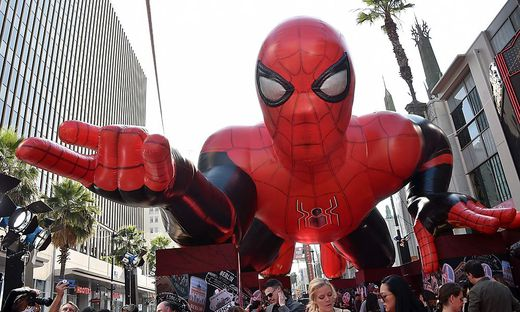 Spider-Man ist nicht zu stoppen