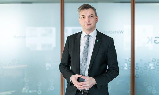 Bernhard Wurzer Generaldirektor der ÖGK