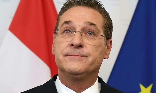 Ex-FPÖ-Parteichef Heinz-Christian Strache