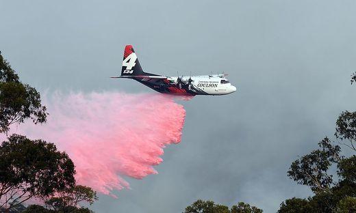 AUSTRALIA-WEATHER-FIRES